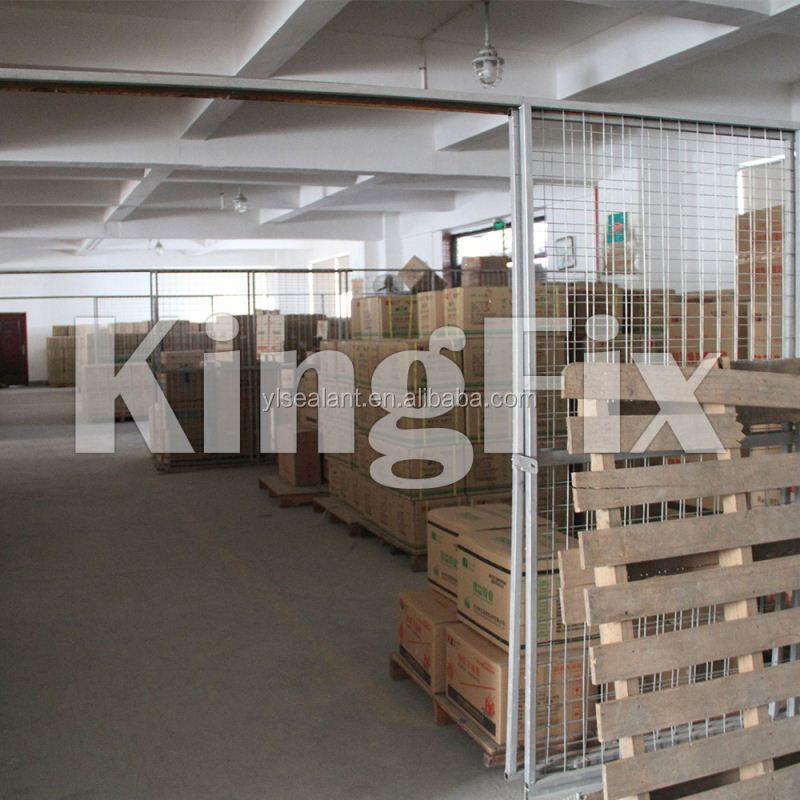 China wholesale acrylic fibrated adhesive with white color
