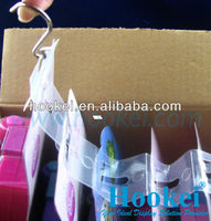Folding Clip Strips_Hang Strip in PP plastic