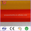 China manufacturer polyester warp knit trampoline cloth mesh fabric for outdoor