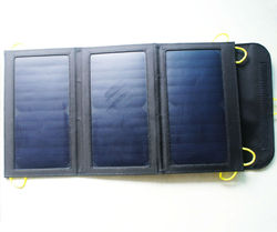 Solar Power Bag, Solar Panel Folder, Solar Panel Bag, Solar Power USB Charger