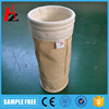 Needle punched nonwoven aramid filter bag nomex filter bag