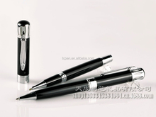 Gel refill metal pen with high quality