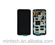 Replacement LCD assembly with frame for Motorola Moto X+1 X2 XT1092 XT1095 XT1096