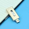 OTG Usb Flash Drives,OTG Usb For Iphone 6 & PC Pendrive Memory Stick OTG Ultra Dual 16GB USB Micro Pen Flash Driver