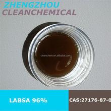 [Cheap]sodium salt labsa 98% Linear alkyl benzene sulphonic acid