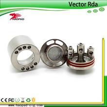 Crazy selling New product for 2015 1:1 clone Atomizer Velocity rda Vector rda in stock Velocity rda