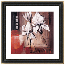 Hot Selling frames wall flowers pictures for living room