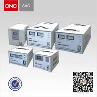 SVC Type Single-phase three-phase 10kva voltage stabilizer