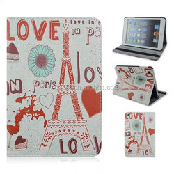Lovely TPU Leather Case For Ipad 3/5,Cute Case For Ipad 3/5