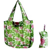polyester foldable shopping bags ,full printing polyester bag