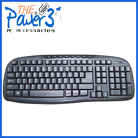 Hot selling arabic keyboard for samsung smart tv
