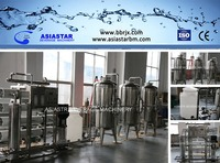 Different capacity whole house water filter system