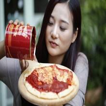 2015 neue lebensmittel in dosen, tomatenmark in dosen, stahl zinn verpackung