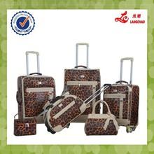 Latest Designed Built-in Luggage Bag Luggage Set & Travel Luggage