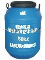 factory price rubber asphalt waterproof coating