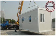 Shipping container house living foldable home/Container structure office removable house