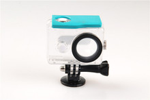 Original Xiaomi Yi Camera Waterproof Case, Mi Yi 40M Diving Sports Waterproof Box, xiaomi sport camera case