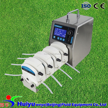 CE approved peristaltic metering pump