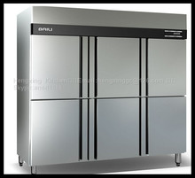New Fashion G1360L6-A Vertical Direct Cooling Refrigerator/ Commercial Use Stainless Steel, Baili Grade A Refrigerator