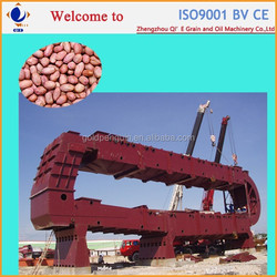 Small and large capacity solvent peanut processing plant on sale in QI'E