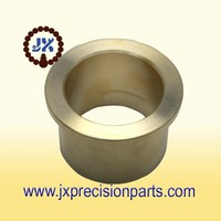 Wear bushing brass CNC machining precision custom parts