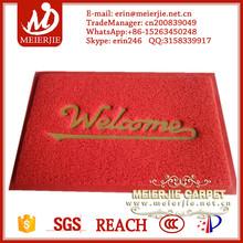 Welcome PVC Door Mat Anti slip Mat Entrance Mat