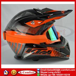 KTM01 WITH DOT KTM Newest helmet motorcycle Professional Motor Cross Helmet Motorcycle Helmet