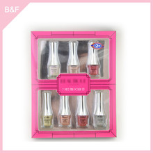 All kinds of color of nail polish rose essential nail polish