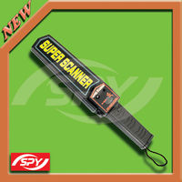 Handheld metal detector security instrument wood nails metal detector line probing examination