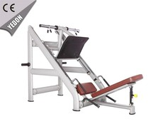 Fitness / free weight / commercial gym equipment /bench /rack/ Incline Squat Machine