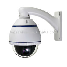 HD 10XZoom Analog 700TVL Ptz Waterproof Dome Wireless Rotate IP Camera