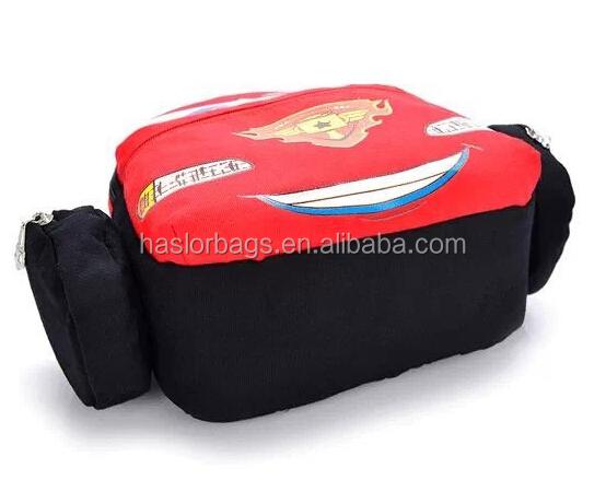 Mignon sacs d'école pour les enfants avec la conception de la voiture
