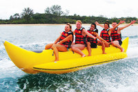 Hot sale towable inflatable water ski tube for water sports
