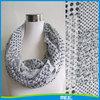 fashion printed wholesale dot scarf