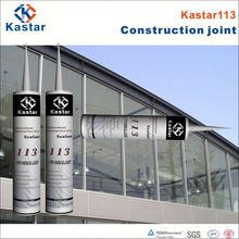 black jointing construction polyurethane adhesive sealant