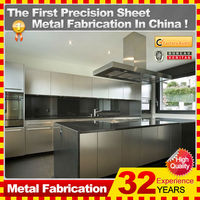 stainless steel kitchen made in China
