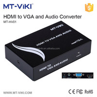 MT-HV01 1080p hdmi to vga adaptor with audio output