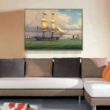 High Quality floating frame home decor wall art, image to canvas, large wall art