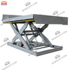 Heavy duty hydraulic motorcycle lift table