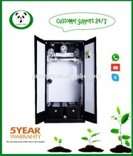 Indoor hydroponics greenhouse grow tent kit reflector system grow box kit/hid hps grow light kit