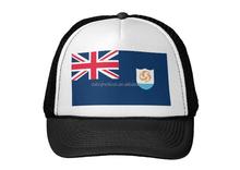 2015 anguila de la bandera de moda barata mini top hat