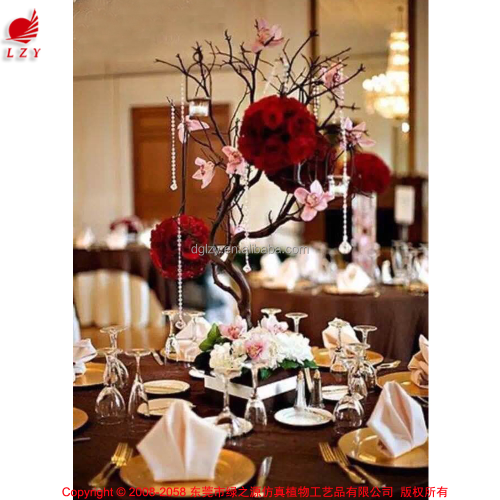 Wholesale attracting wedding tall centerpiece stands