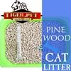ultra absorbency (instant absorbent) pine wood cat litter