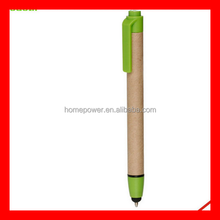2015 hot selling Promotional OEM Logo Capacitive Stylus Ballpen