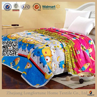 fleece bed sheets 100 polyester fleece blanket NZW0113
