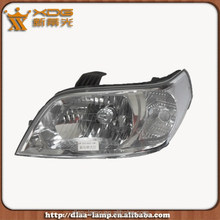Manufacturer supplying Aveo auto car head lamp (OEM L 96650521 R 96650522)