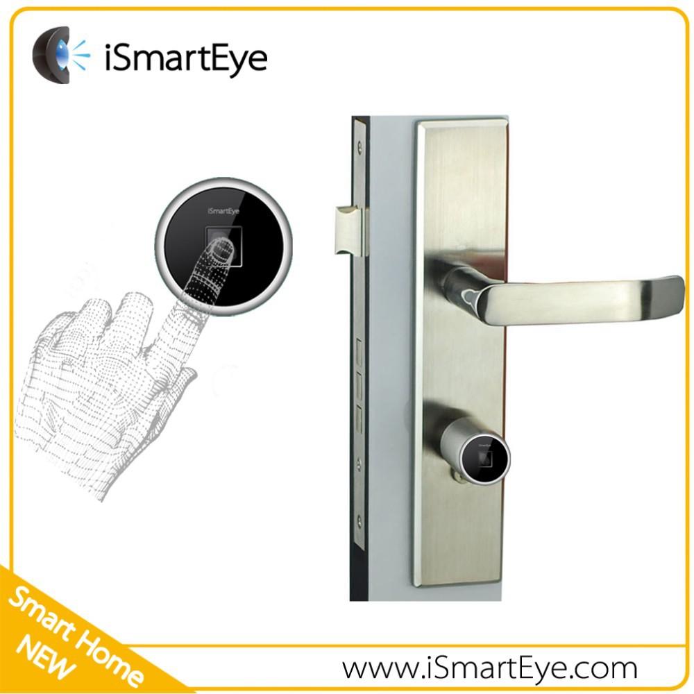 Biometric fingerprint door lock electronic cylinder lock Biometric door lock