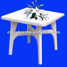Garden Plastic Party Table And Chairs