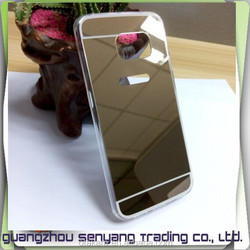 2015 Hot Sale for S6 case Mirror TPU Back Cover for Samsung Galaxy S6 Edge Case