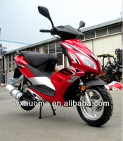 50cc EEC gas scooter F22 _disc brake AIR cooled CDI 150cc/250cc optional